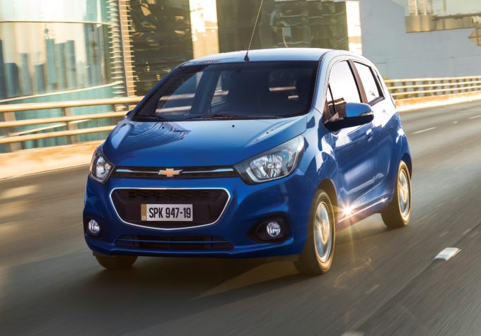 Lleg A Colombia El Nuevo Chevrolet Spark Gt Cargado De Diseo