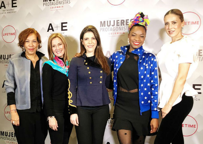 Mujeres protagonistas colombia